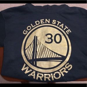 Golden State Warriors Curry hoodie